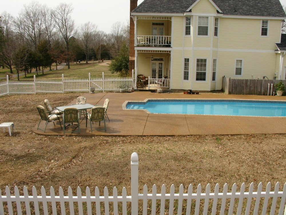 Beautiful In-ground pool for Catalina Pools in Memphis