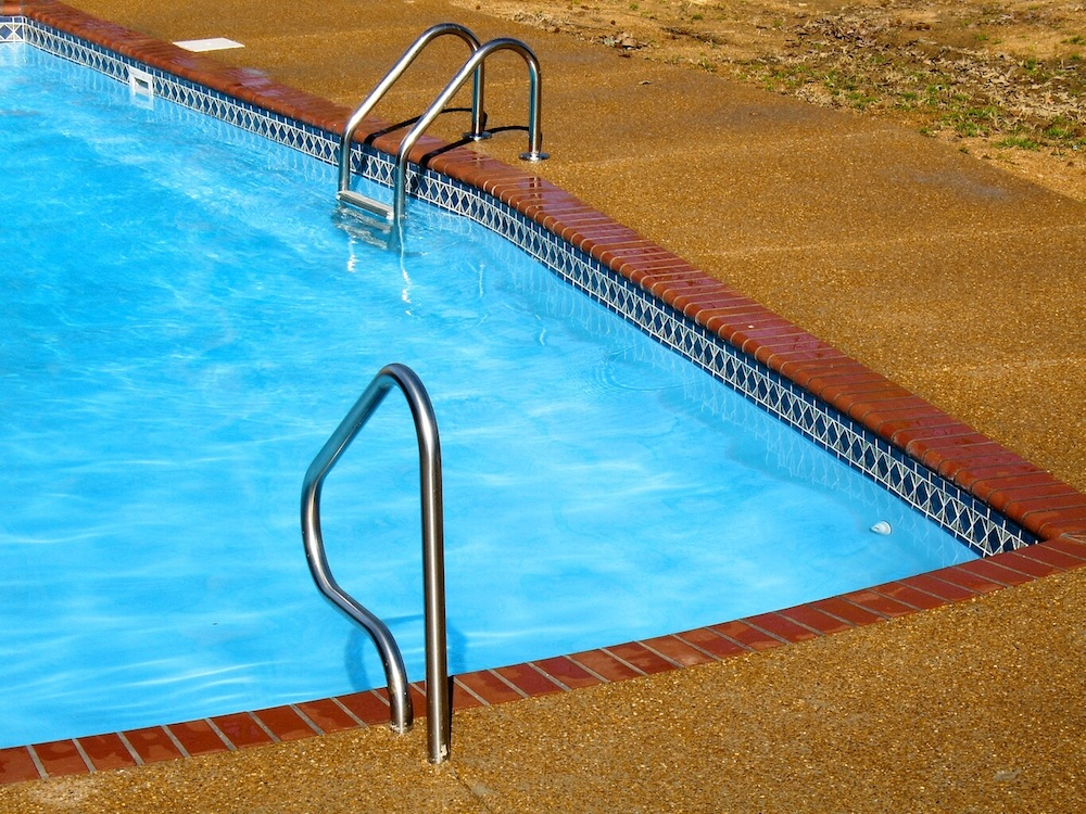 In-ground pool by Catalina Pools Memphis